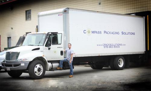 Compass Packaging Truck